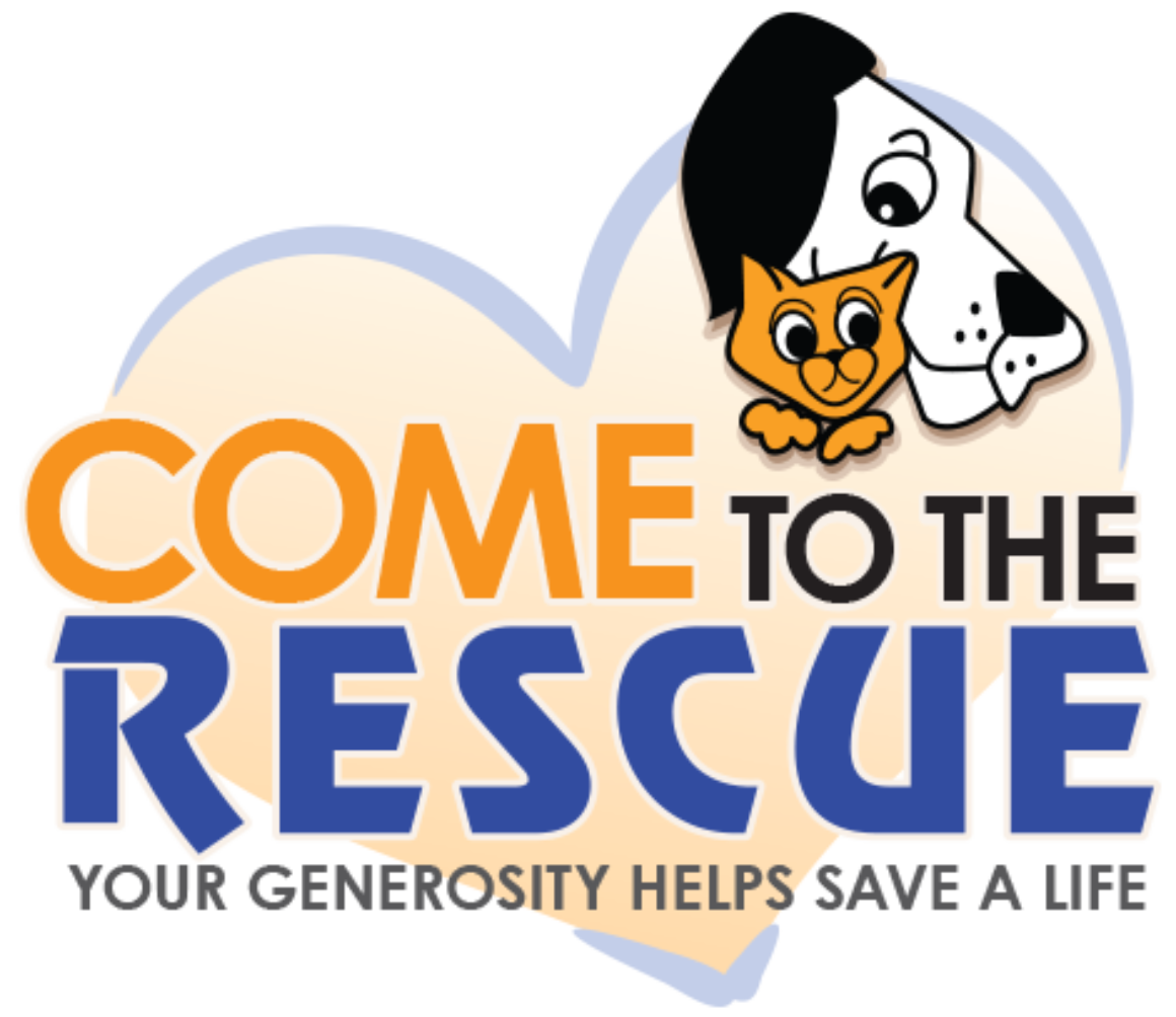 Come to the RESCUE Logo